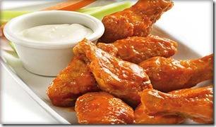 honey soy chicken wings