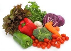 veggies thumb 9 foods to help reduce Cholesterol
