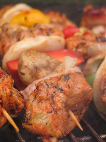 shashlik Chicken Shashlik (by chef Zakir)