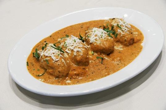 malai kebab curry