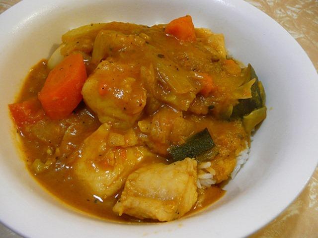 thai fish gravy