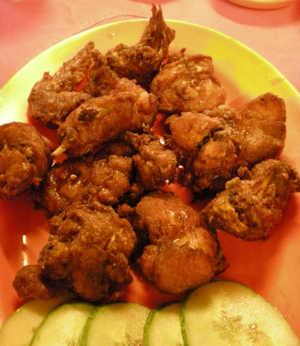 friedchicken thumb Spring Fried Chicken (by chef Zakir): Recipe