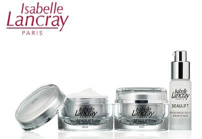 Isabelle Lancray Paris Skin Whitening Range