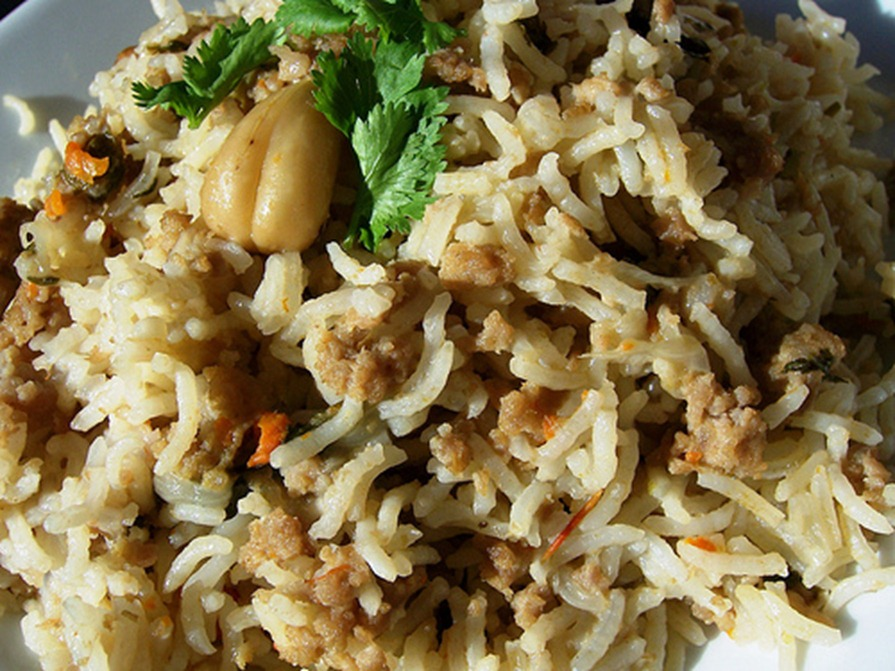 keemabiryani thumb Keema Biryani (By Chef Gulzar): Recipe