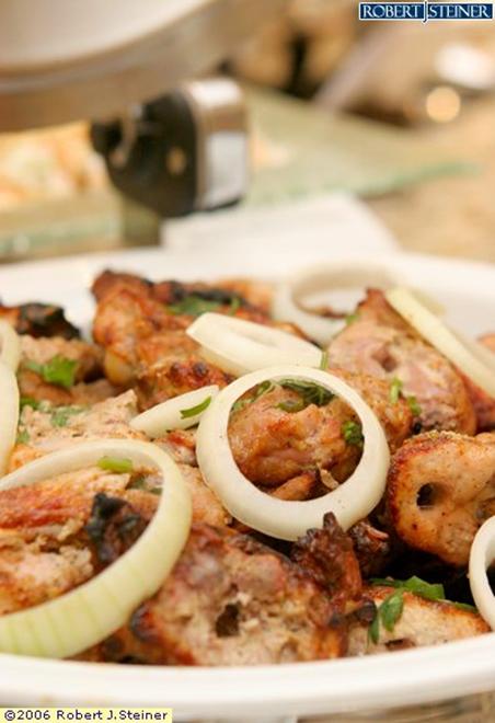 chicken reshmi kebabs