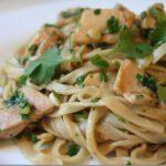 thai style egg noodles