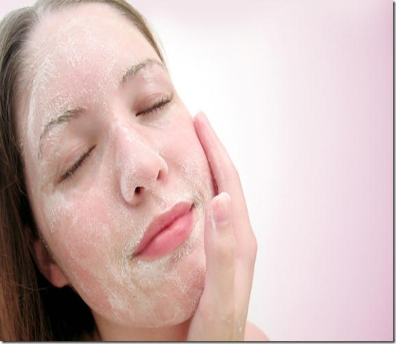 exfoliating-face
