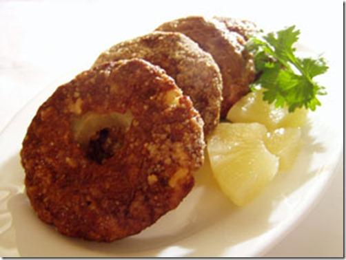 Chicken Doughnuts