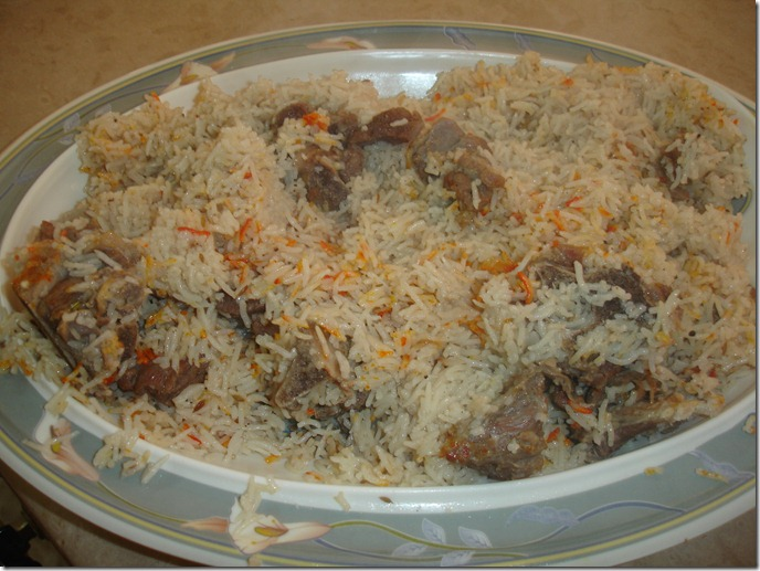 yakhnipulao thumb Chicken/mutton Yakhni Pulao (By Chef Zakir): Recipe