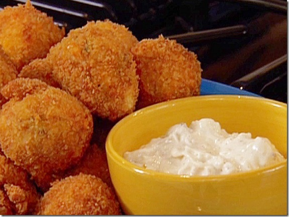 chicken mayo balls