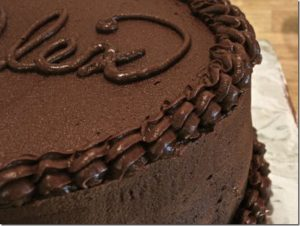 tips for baking a perfect cake
