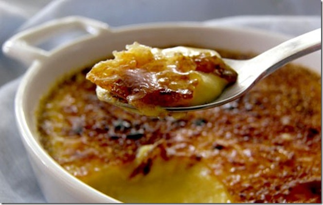 apricot brulee