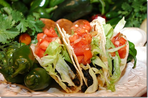 bean-tacos