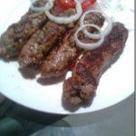 afkhani seekh kebab