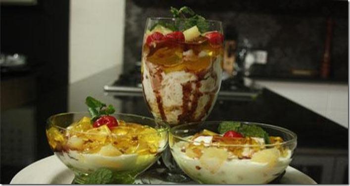 quick pineapple dessert