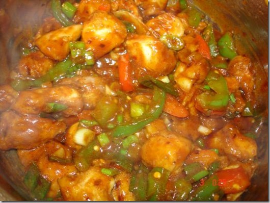 stir fry chinese chicken