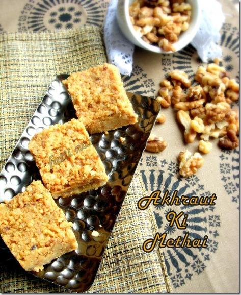 walnut sweet