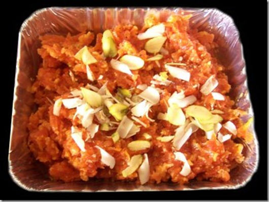gajar halwa thumb Gajar Ka Halwa Recipe (By Chef Gulzar, Made In Microwave)