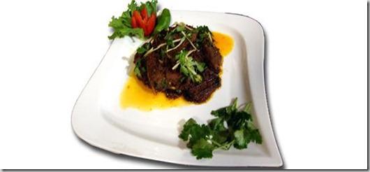 masala  beef steaks