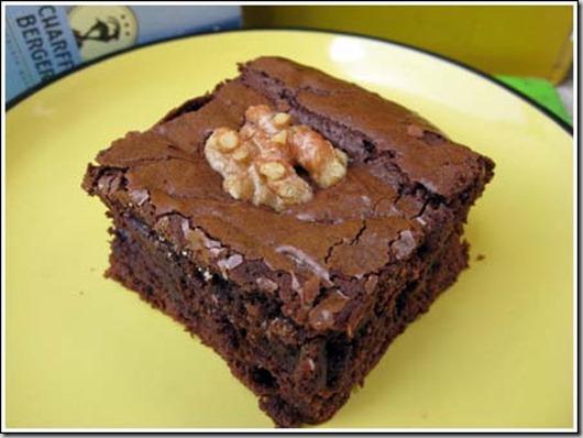 fudge-brownies