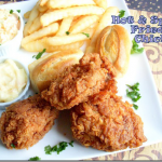 hot and spicy fried chicken