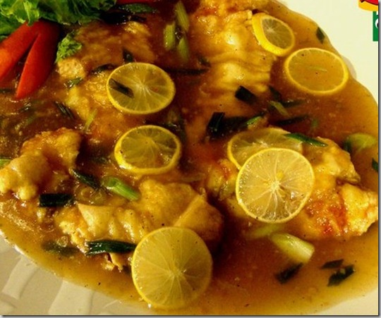 lemon chicken thumb Lemon Chicken Recipe (By Chef Zakir)