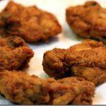 masala steam chicken