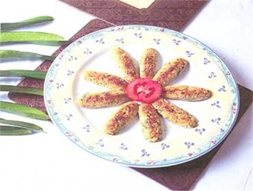 cottag Cheese Kebabs