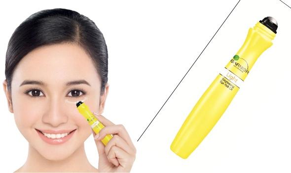 Groovy Garnier Light Eye Roll On For Dark Circles Neels Corner Hairstyles For Women Draintrainus