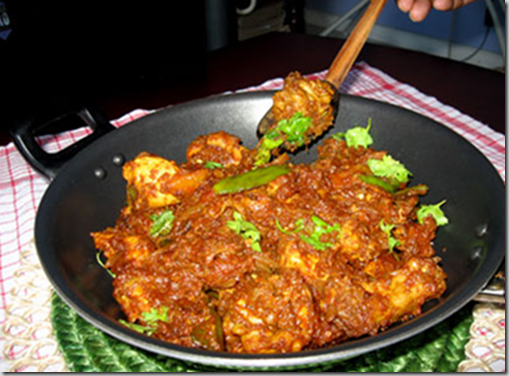 chicken karahi thumb Special Chicken Karahi Recipe (By Shireen Anwar)
