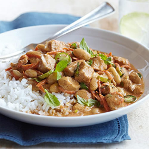 chilli coconut chicken