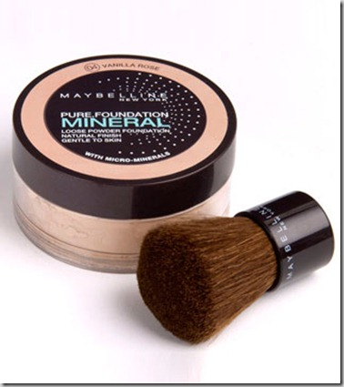 Maybelline Mineral Foundation