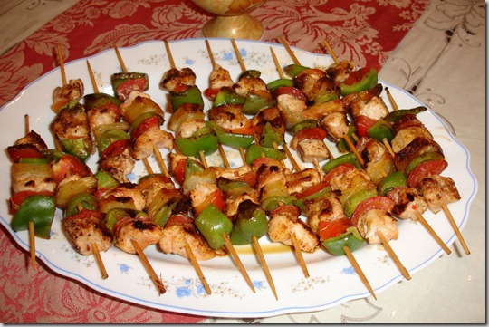 shashlik sticks