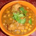 Chicken Chana Masala recipe By Chef Zakir