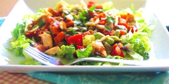 thai chicken salad