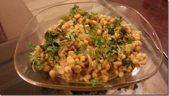 fried channa dal