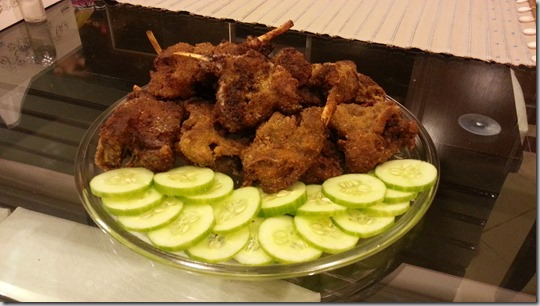 fried chops