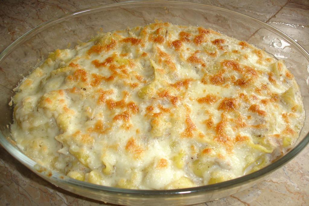 Enchilada Macaroni Casserole