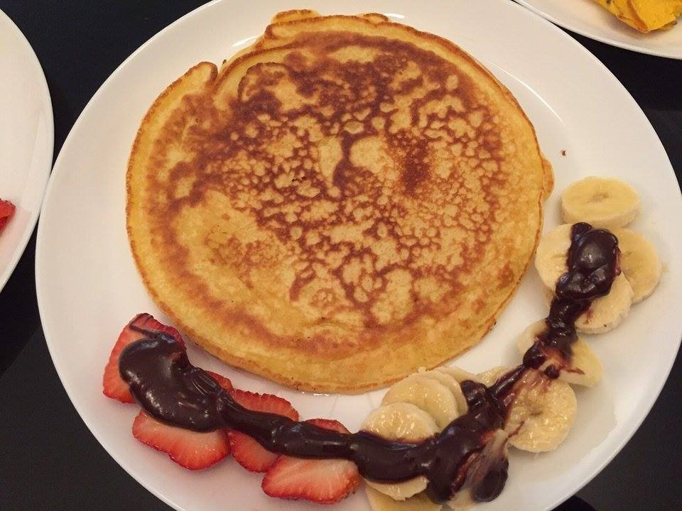 Easy pancakes recipe pan cakes ccuart Images