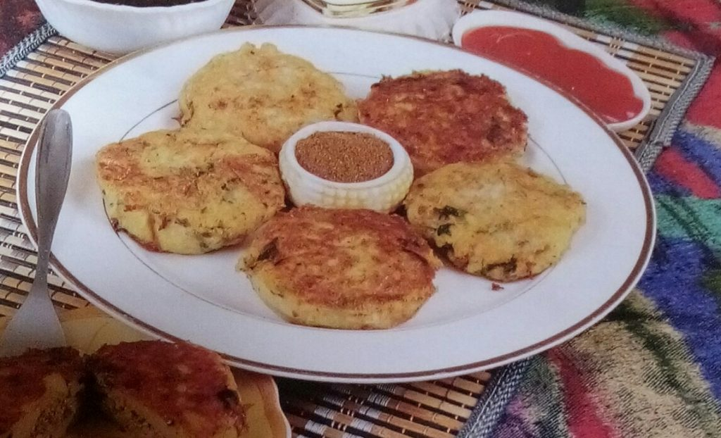 mince stuffed cutlets