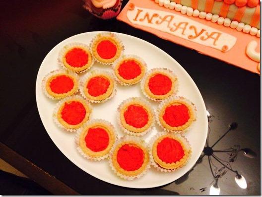 jelly tarts