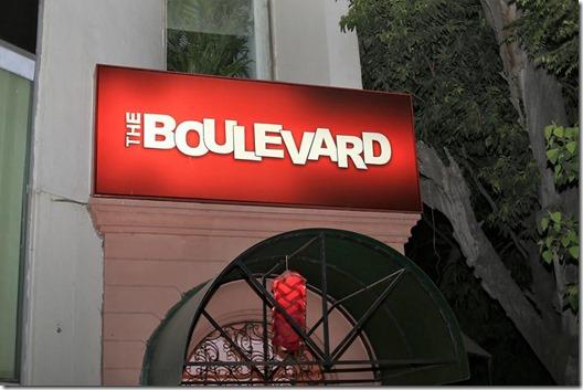 boulevard bar grill