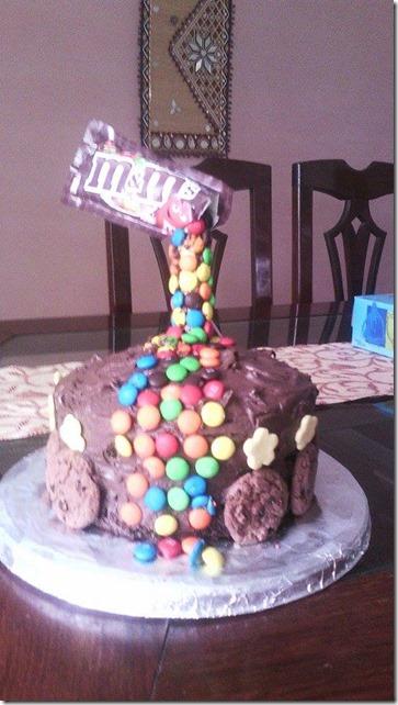 gravity cake 2