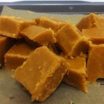 condensed milk toffee