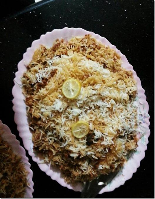 keema-biryani