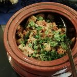 boneless chicken achari handi