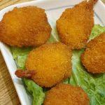 keto fried shrimps