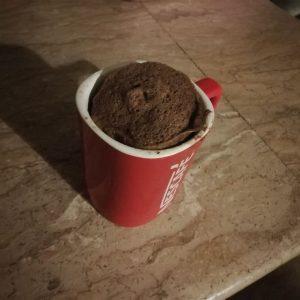 keto mug cake