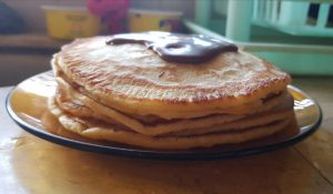 pancake recipe for breakfast