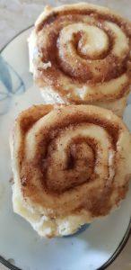 keto cinnamon roll